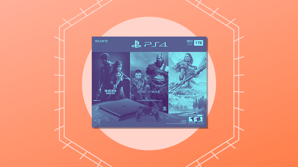 This PS4 bundle comes with 3 must-play games *and* a PS Store gift card